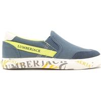 Παπούτσια Παιδί Slip on Lumberjack SB09105 003 N58 Μπλε