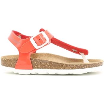 Παπούτσια Κορίτσι Σανδάλια / Πέδιλα Grunland SB0031 Πορτοκάλι