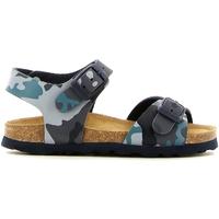 Παπούτσια Κορίτσι Σανδάλια / Πέδιλα Grunland SB0169 Μπλε