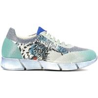 Παπούτσια Παιδί Χαμηλά Sneakers Crazy MK6210F6E.J Μπλε