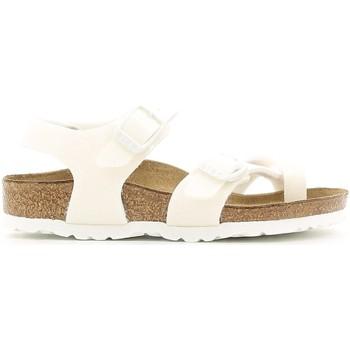 Παπούτσια Κορίτσι Σανδάλια / Πέδιλα Birkenstock 371593 λευκό