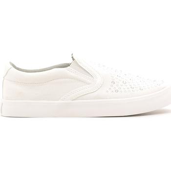 Παπούτσια Παιδί Slip on Lumberjack SG08105 002 C02 λευκό