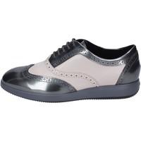 Παπούτσια Γυναίκα Richelieu Hogan Κλασσικός BK703 Γκρί