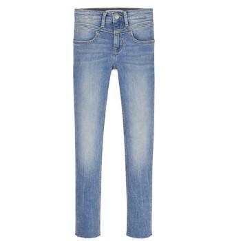 Υφασμάτινα Κορίτσι Skinny jeans Calvin Klein Jeans SOLILA Μπλέ