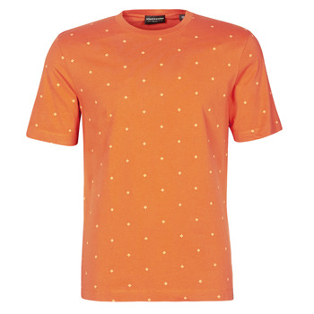 T-shirt με κοντά μανίκια Scotch Soda 160854 Σύνθεση: Βαμβάκι