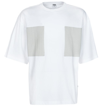 Υφασμάτινα Άνδρας T-shirt με κοντά μανίκια Urban Classics TB4126 Άσπρο