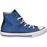 Παπούτσια Παιδί Ψηλά Sneakers Converse 659965C Μπλε