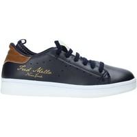 Παπούτσια Παιδί Χαμηλά Sneakers Fred Mello W19-SFK201 Μπλε