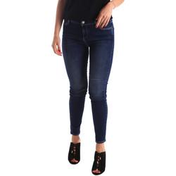 Υφασμάτινα Γυναίκα Jeans Gas 355652 Μπλε