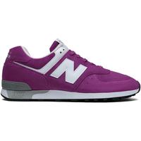 Παπούτσια Άνδρας Χαμηλά Sneakers New Balance NBM576PP Βιολέτα