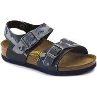 Παπούτσια Αγόρι Σανδάλια / Πέδιλα Birkenstock 1004917 Μπλε