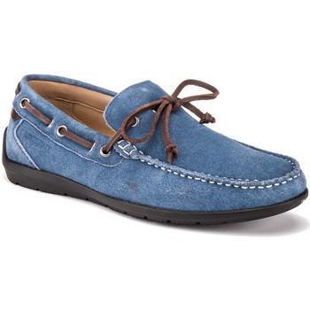 Παπούτσια Άνδρας Μοκασσίνια Lumberjack SM40602 002 A01 Μπλε