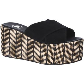 Παπούτσια Γυναίκα Τσόκαρα Exé Shoes G41007057004 Μαύρος
