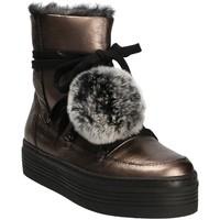 Παπούτσια Γυναίκα Snow boots Mally 5991 Γκρί