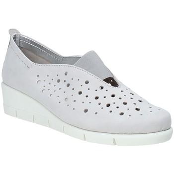 Παπούτσια Γυναίκα Slip on The Flexx B235_34 Γκρί