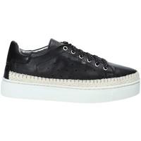 Παπούτσια Γυναίκα Χαμηλά Sneakers The Flexx D1029_04 Μαύρος