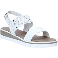 Παπούτσια Γυναίκα Σανδάλια / Πέδιλα Jeiday 3867 λευκό
