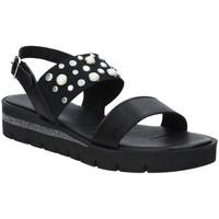 Παπούτσια Γυναίκα Σανδάλια / Πέδιλα Jeiday 3867 Μαύρος