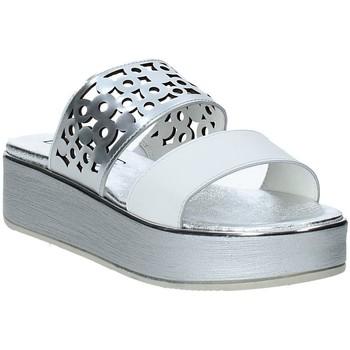 Παπούτσια Γυναίκα Τσόκαρα Susimoda 183325-02 Ασήμι