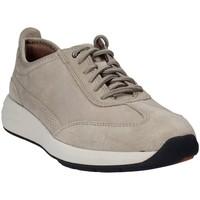 Παπούτσια Άνδρας Χαμηλά Sneakers Clarks 133350 Γκρί