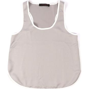 Αμάνικα/T-shirts χωρίς μανίκια Café Noir JT002