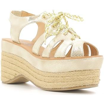 Παπούτσια Γυναίκα Σανδάλια / Πέδιλα Police 883 V70 Χρυσός