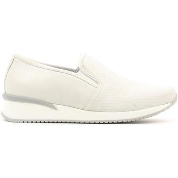 Παπούτσια Γυναίκα Slip on Keys 5217 λευκό