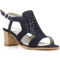 Παπούτσια Γυναίκα Σανδάλια / Πέδιλα Keys 5414 Μπλε