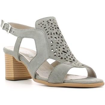 Παπούτσια Γυναίκα Σανδάλια / Πέδιλα Keys 5414 Γκρί