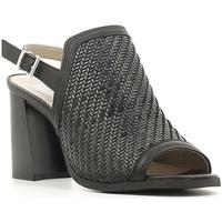 Παπούτσια Γυναίκα Σανδάλια / Πέδιλα Keys 5427 Μαύρος
