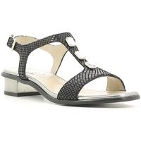 Παπούτσια Γυναίκα Σανδάλια / Πέδιλα Keys 5405 Μαύρος