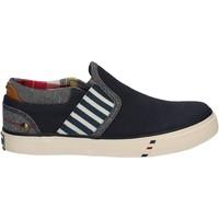 Παπούτσια Παιδί Slip on Wrangler WJ17103 Μπλε