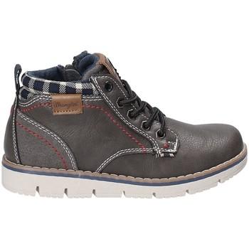 Παπούτσια Παιδί Ψηλά Sneakers Wrangler WJ17215 Γκρί