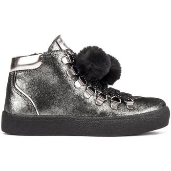 Παπούτσια Παιδί Ψηλά Sneakers Lumberjack SG47703 002 A11 Μαύρος