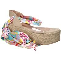 Παπούτσια Γυναίκα Σανδάλια / Πέδιλα Fornarina PE18TE3073 Ροζ