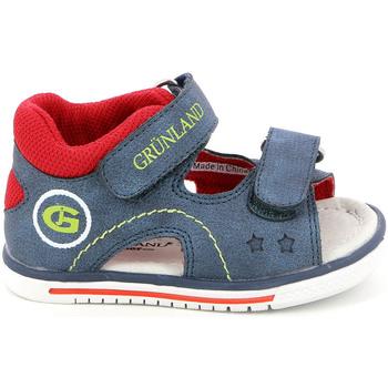 Παπούτσια Παιδί Σανδάλια / Πέδιλα Grunland PS0017 Μπλε