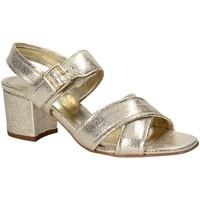Παπούτσια Γυναίκα Σανδάλια / Πέδιλα Keys 5717 Κίτρινος