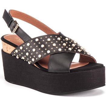 Παπούτσια Γυναίκα Σανδάλια / Πέδιλα Lumberjack SW40006 006 Q12 Μαύρος