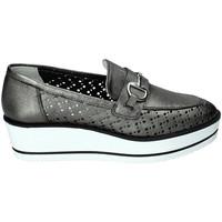 Παπούτσια Γυναίκα Μοκασσίνια IgI&CO 3152366 Μαύρος