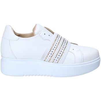Παπούτσια Γυναίκα Χαμηλά Sneakers Exton E05 λευκό