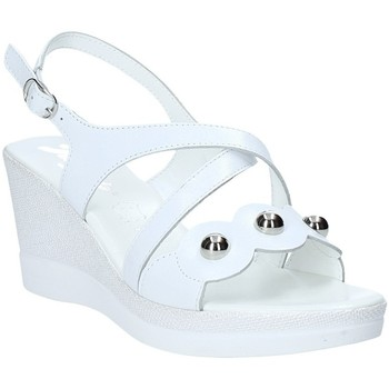 Παπούτσια Γυναίκα Σανδάλια / Πέδιλα Susimoda 284695-01 λευκό