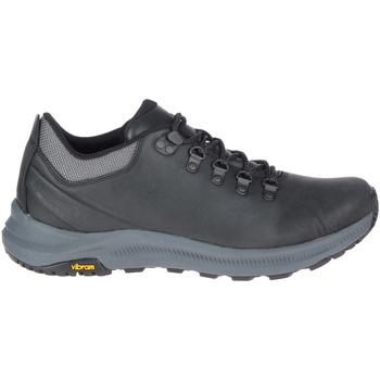 Παπούτσια Άνδρας Πεζοπορίας Merrell J48789 Μαύρος
