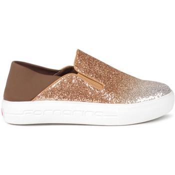 Παπούτσια Γυναίκα Slip on Fornarina PE17YM1002V096 Χρυσός