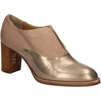 Παπούτσια Γυναίκα Χαμηλές Μπότες Mally 5142 Μπεζ