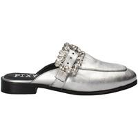 Παπούτσια Γυναίκα Σαμπό Pixy Shoes 8062204 Γκρί