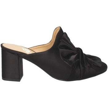 Παπούτσια Γυναίκα Σαμπό Grace Shoes 1536 Μαύρος