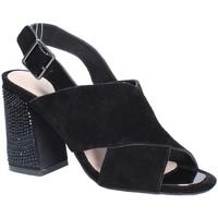 Παπούτσια Γυναίκα Σανδάλια / Πέδιλα Alma En Pena V18277 Μαύρος
