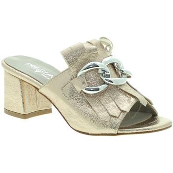 Παπούτσια Γυναίκα Εσπαντρίγια Pregunta IAB492441-R Χρυσός