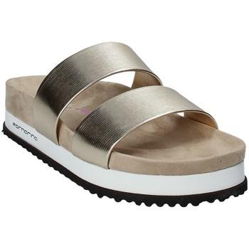 Παπούτσια Γυναίκα Τσόκαρα Fornarina PE18SA2913 Κίτρινος