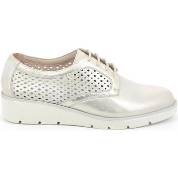 Παπούτσια Γυναίκα Derby Grunland SC4495 Χρυσός